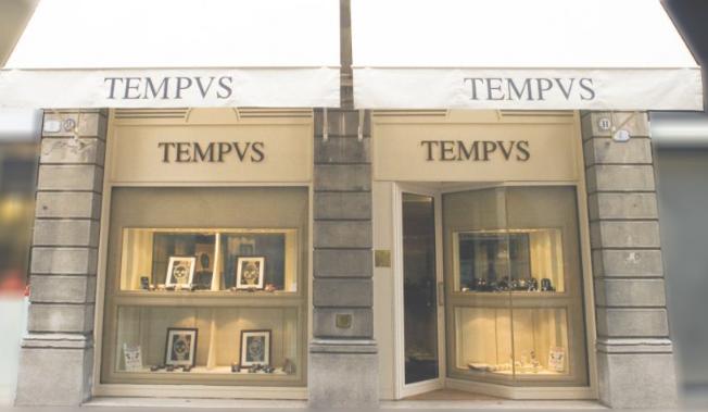 Tempus, negozio orologi d'epoca a Padova