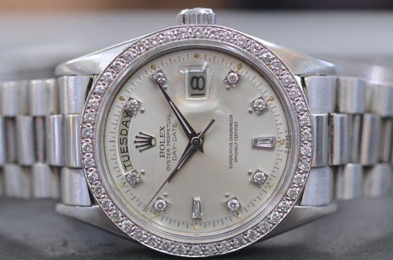 Rolex DayDate Ref. 1804 in Platino