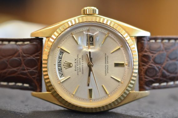 Rolex DayDate ref. 1803 Serpico y Laino in Oro Giallo 18k