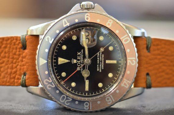 Rolex GMT Master ref. 1675 O.C.C. in Acciaio