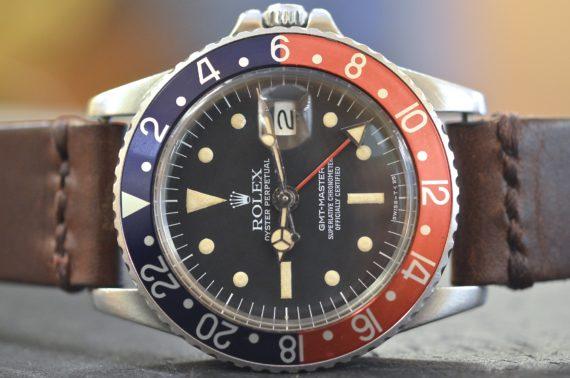 Rolex GMT – Master ref. 1675 Radiale in Acciaio
