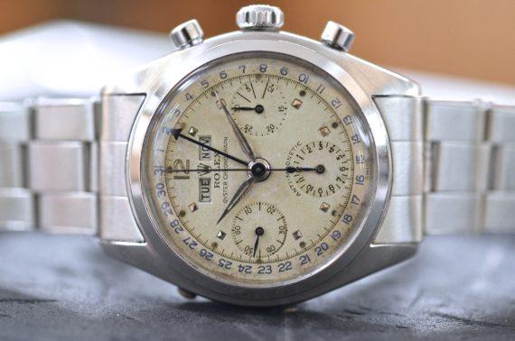 Rolex Datocompax 6036 in acciaio