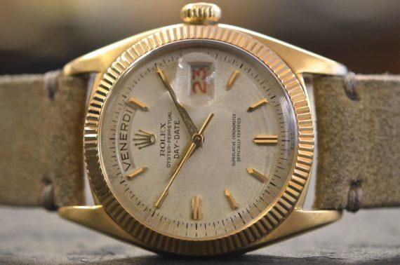 Rolex Day-Date ref. 6511 Prima Serie in Oro Rosa 18k
