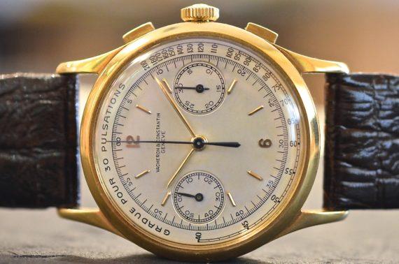 Vacheron Constantin Chrono Medicale in Oro Giallo 18k