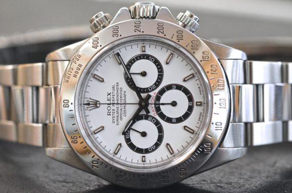 Rolex Daytona ref. 16520 U in Acciaio