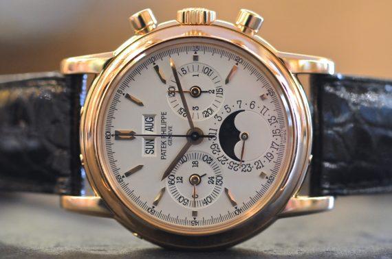 Patek Philippe Calendario Perpetuo ref. 3970 Oro Rosa Full Set2