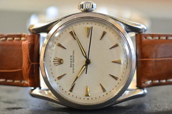 Rolex Bombay in acciaio referenza 5018