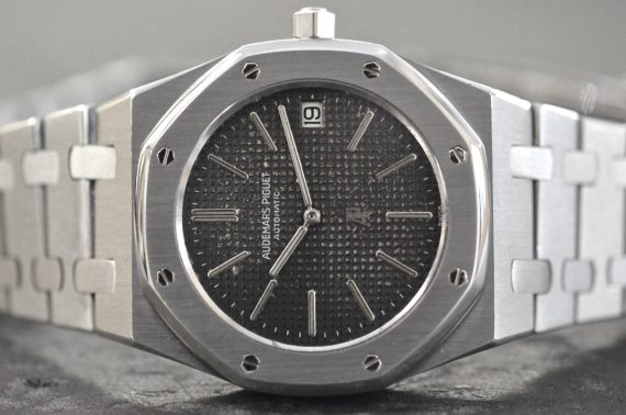 Audemars Piguet Royal Oak ref. 5402 Prima Serie in Acciaio