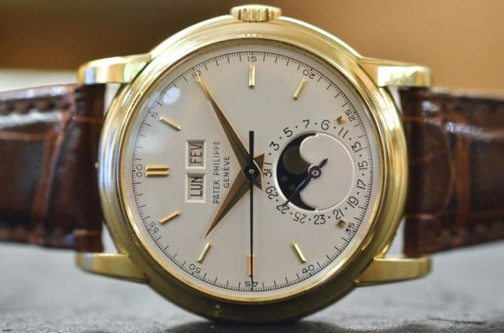 Patek Philippe ref. 2497 Calendario Perpetuo in Oro Giallo Top Condition