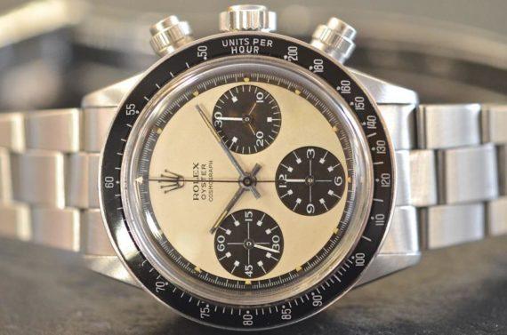 Rolex Datytona Ref. 6263 Paul Newman Prima Serie