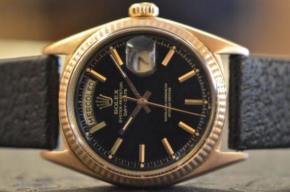Rolex DayDate ref. 1803 in Oro Rosa 18k con Garanzia e Certificato di Chronometre