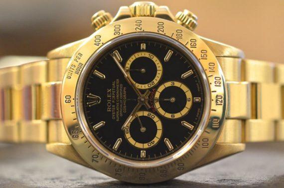 Rolex Daytona ref. 16528 in Oro Giallo 18k Completo