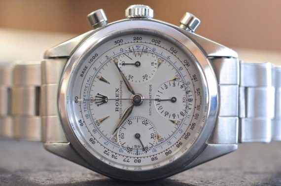 Rolex Oyster Chronograph ref. 6234 Anti-Magnetic in Acciaio Top Condition