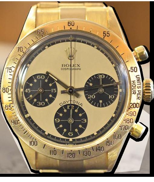 Rolex Daytona Paul Newman in vendita a Padova da tempus orologi d'Epoca