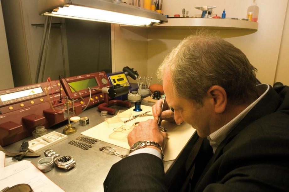 Elvio Piva, esperto in orologi di Lusso a Padova