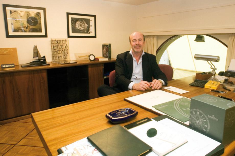 Elvio Piva, vende orologi Rolex nuovi e usati a Padova